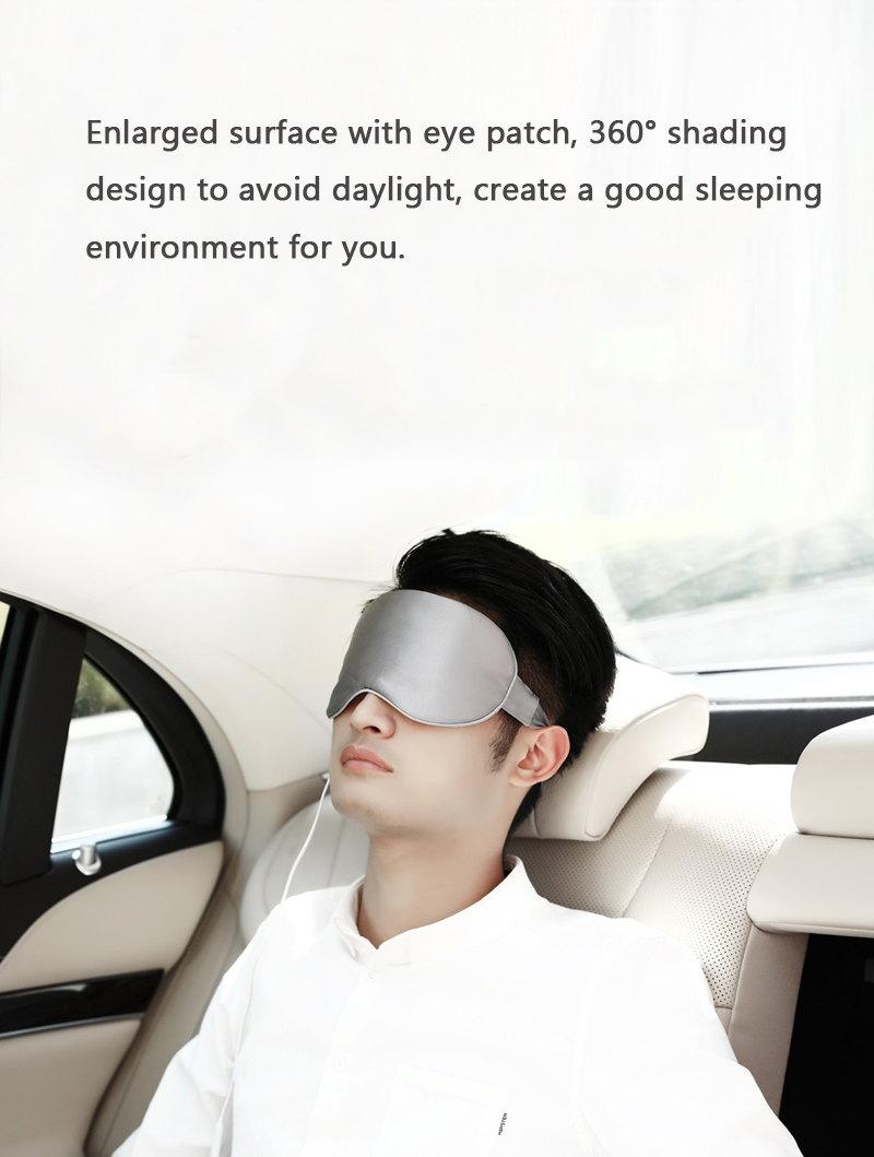 xiaomi mijia heated silk eye mask for sale 2019