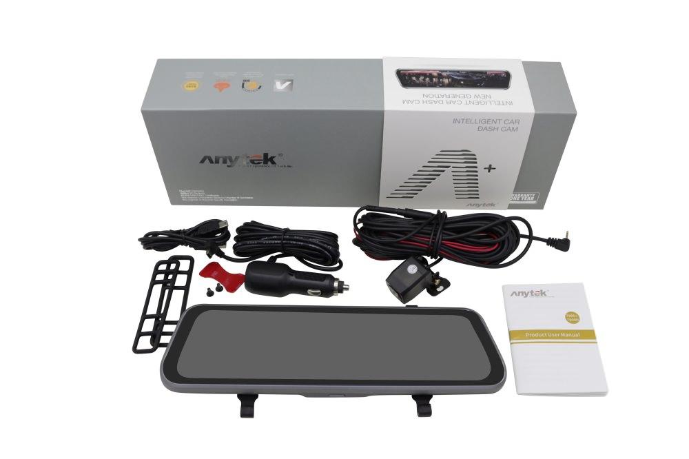 new anytek t900+ car dash cam