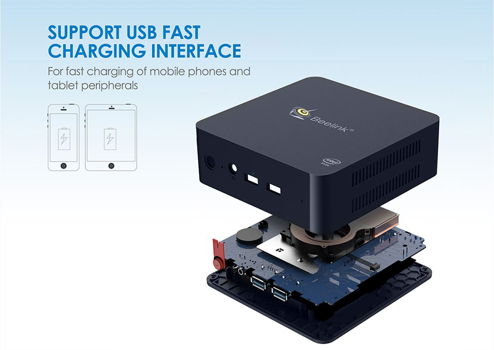 best beelink l55 mini pc 512gb