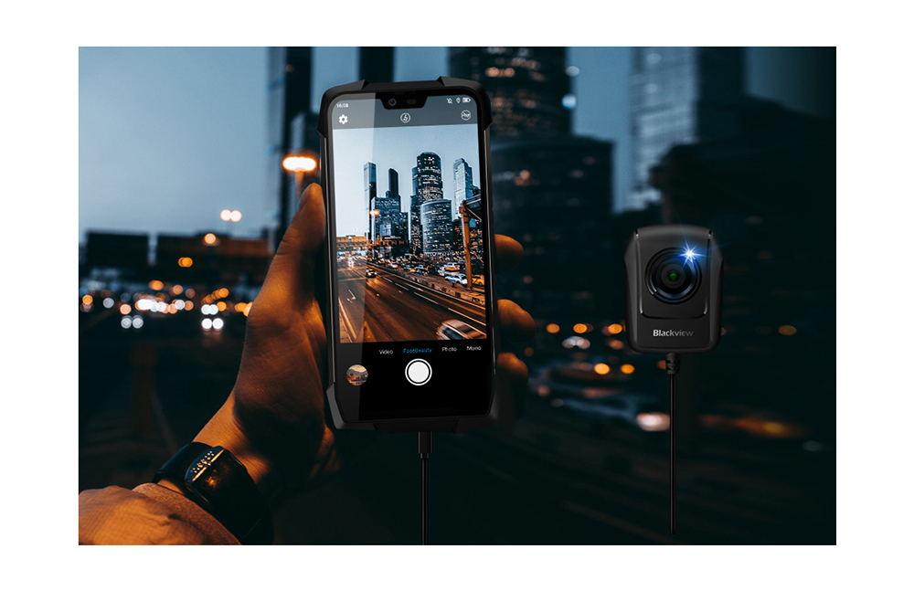 blackview bv9700 pro night vision camera smartphone