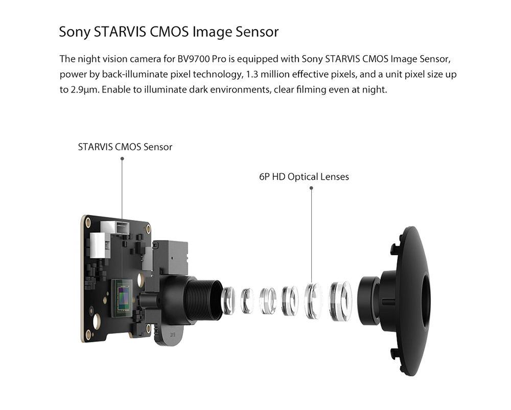 buy blackview bv9700 pro night vision camera smartphone