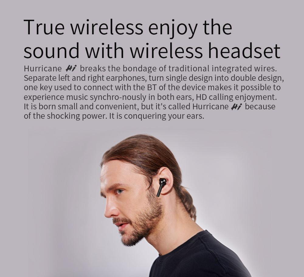 buy bluedio hi tws bluetooth earphones