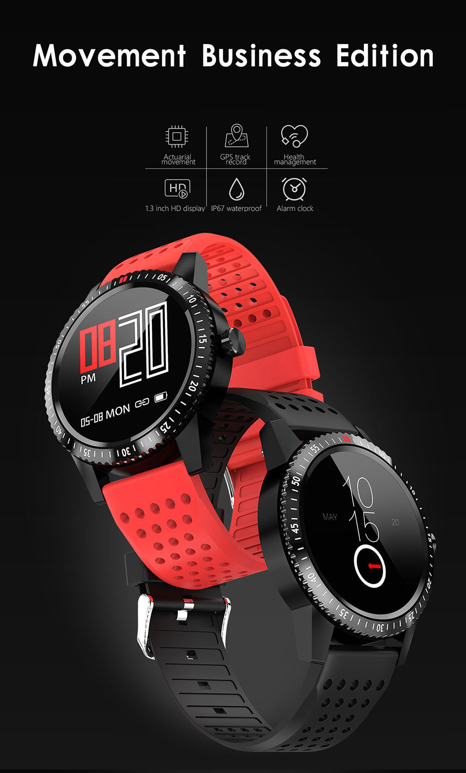 colmi ct1 bluetooth smartwatch