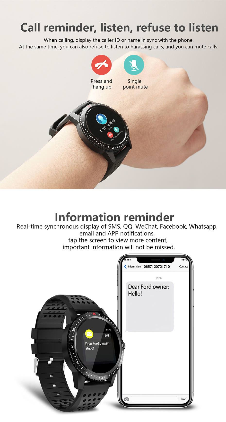 2019 colmi ct1 smartwatch