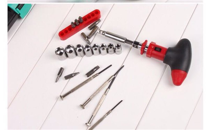 new 24pcs car hardware tools