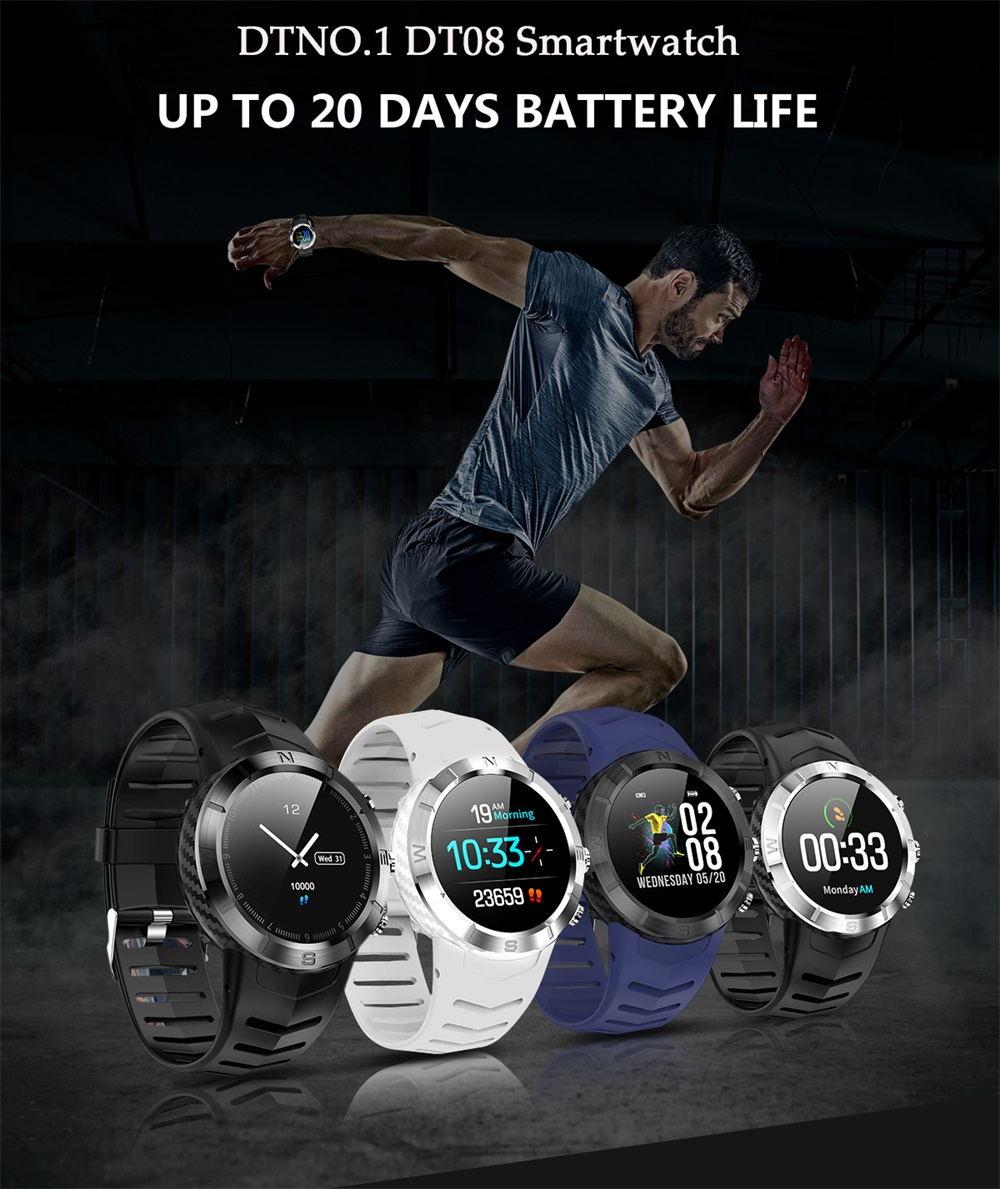 dtno.1 dt08 bluetooth smartwatch
