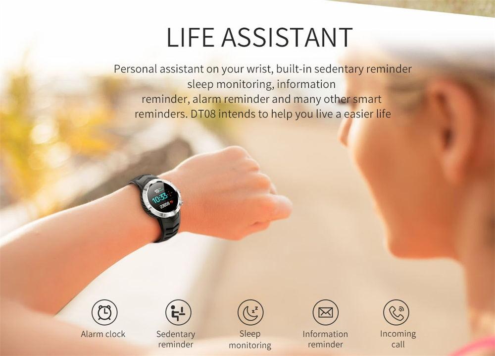 2019 dtno.1 dt08 smartwatch