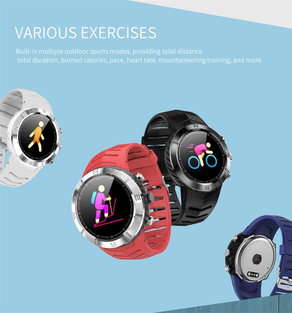 2019 dtno.1 dt08 bluetooth smartwatch