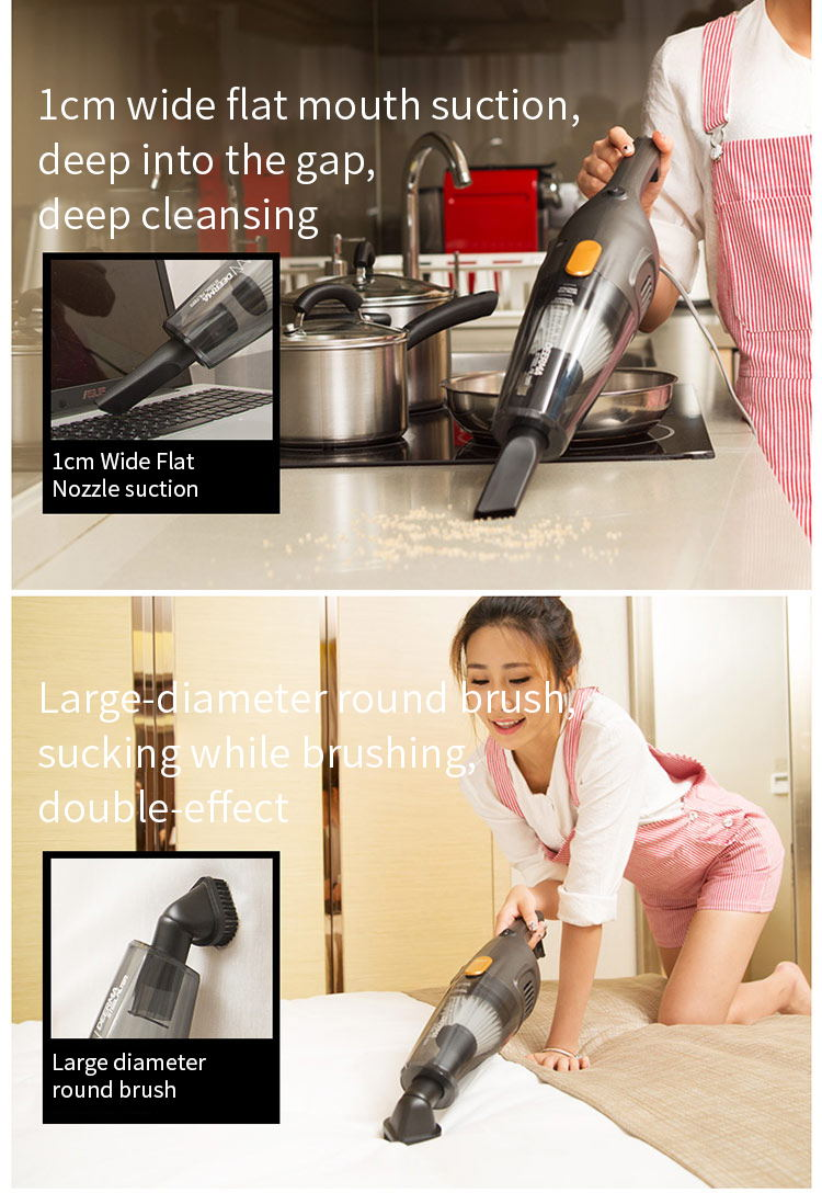 2019 deerma dx115c mini vacuum cleaner