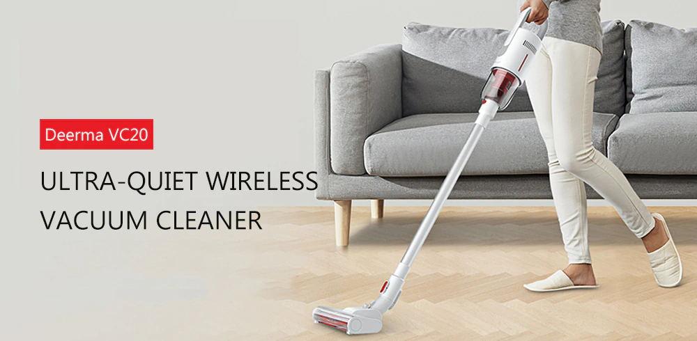 deerma vc20 wireless vacuum cleaner