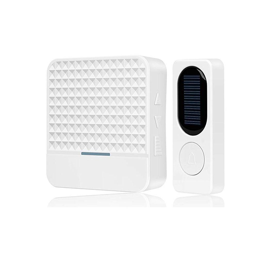 buy fk-d009 solar doorbell