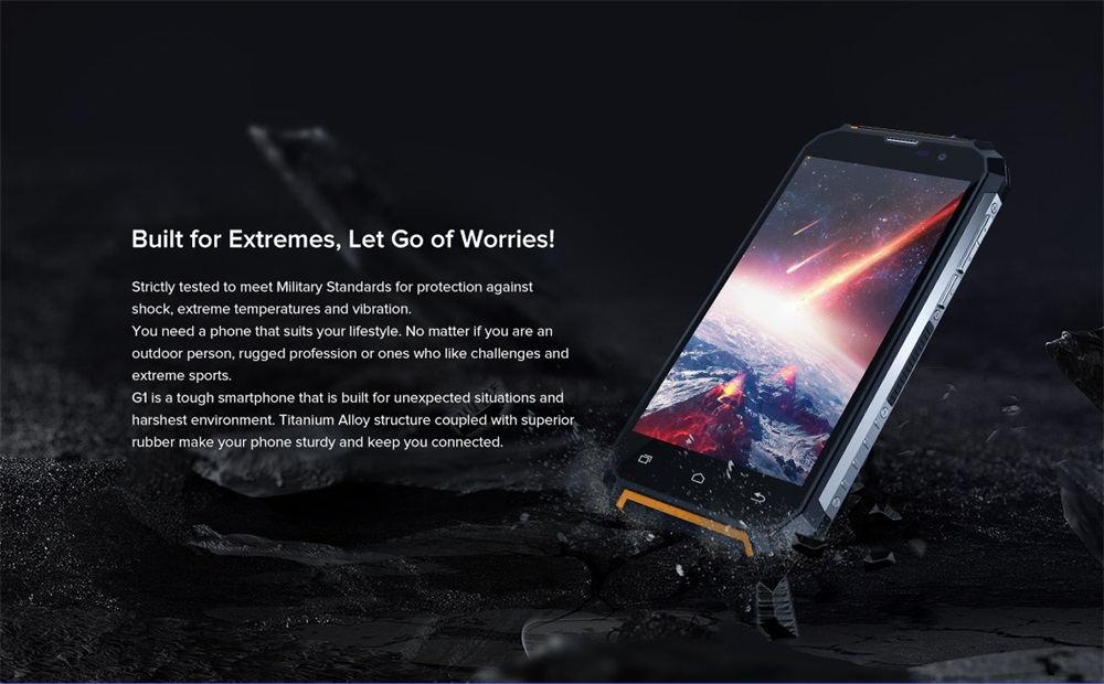 2019 geotel g1 smartphone