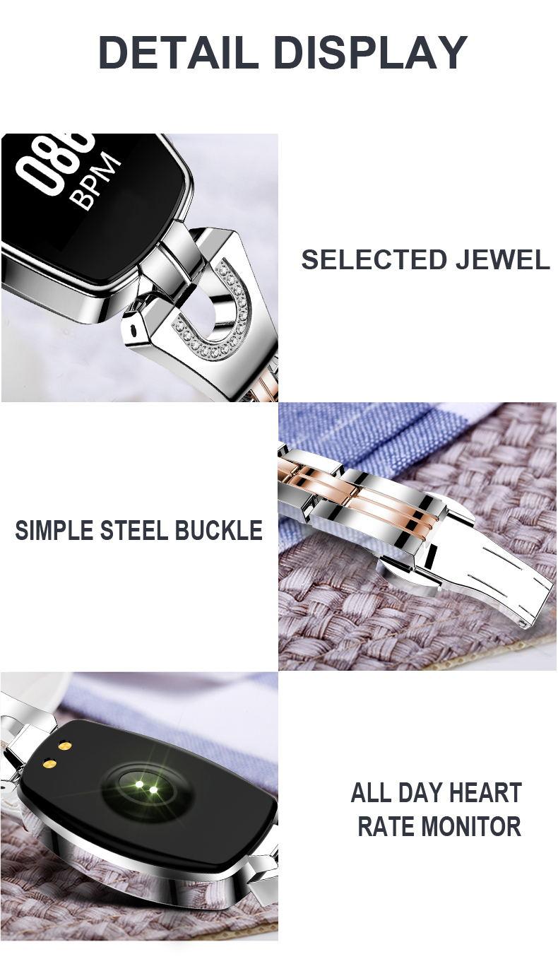 h8 smart bracelet price