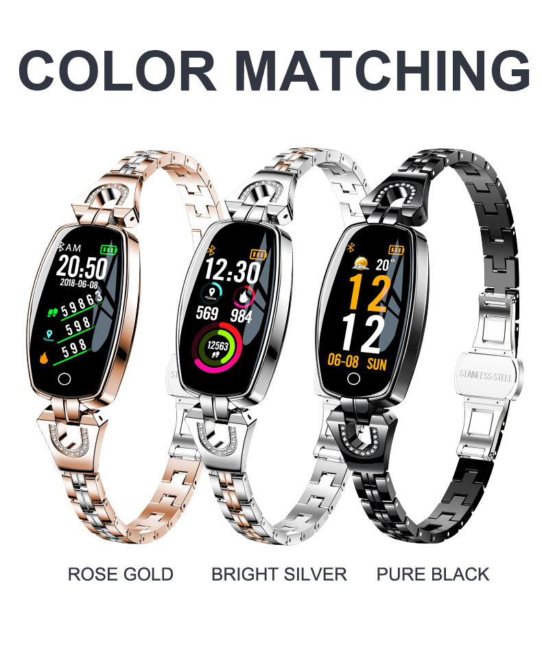 h8 smart bracelet