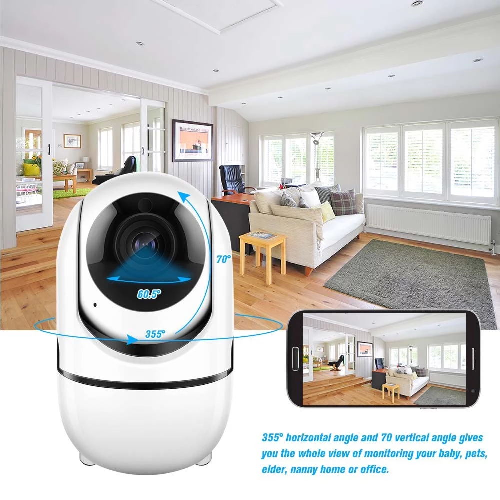 new home security wifi camera