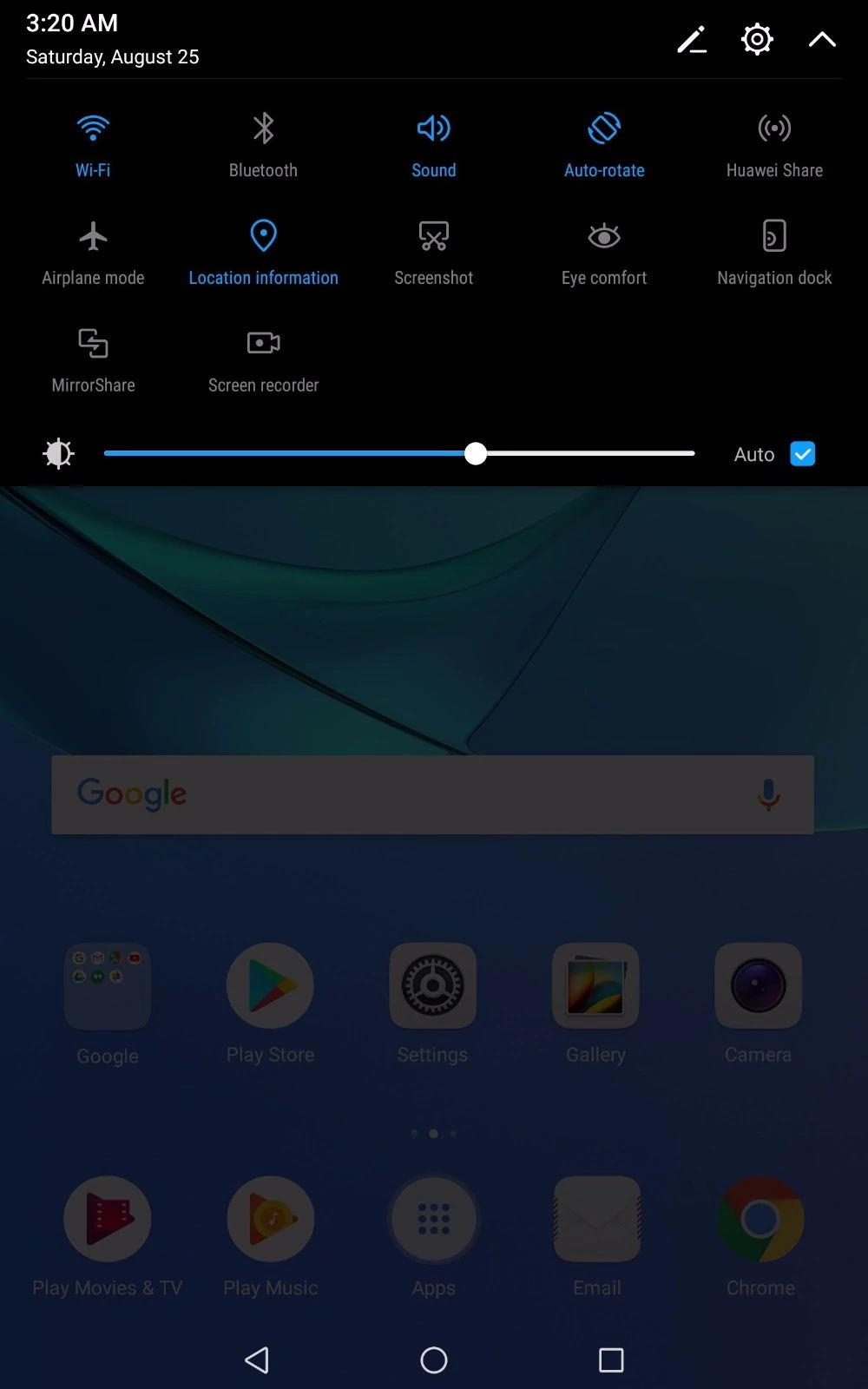huawei m6 bluetooth wifi 4g 64g tablet 2019