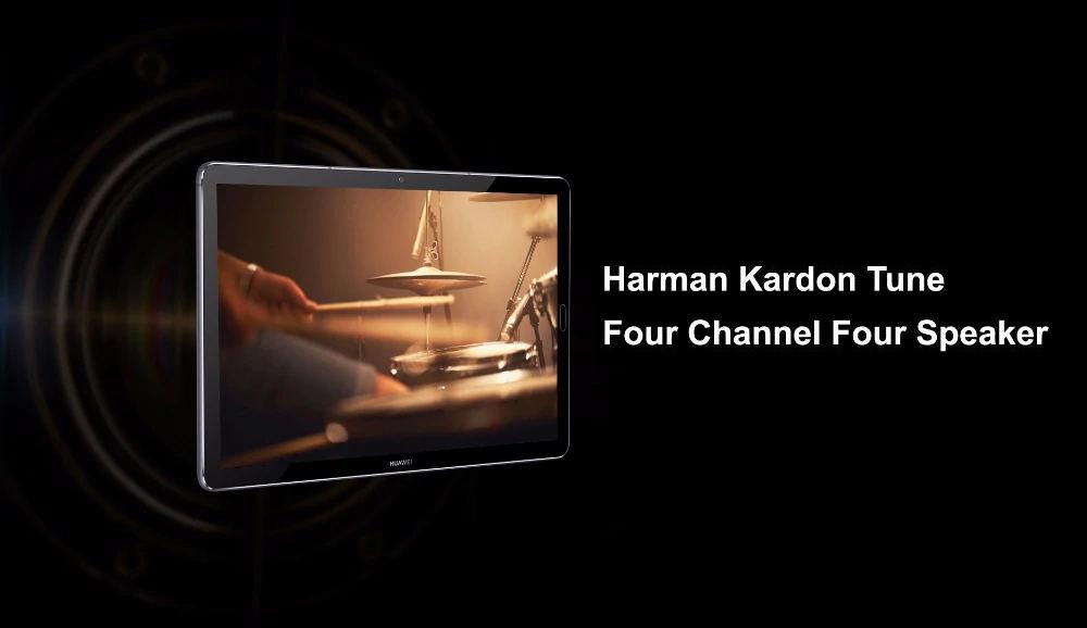 buy huawei mediapad m6 pad 4g lte 4gb 64gb tablet