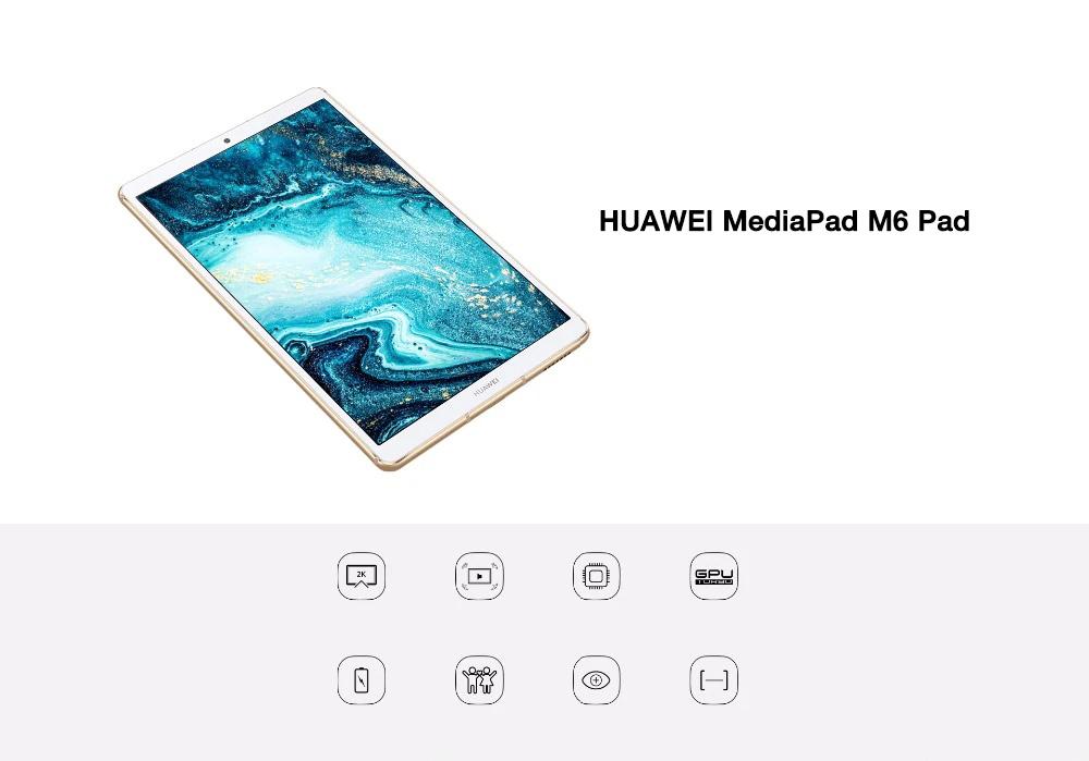 buy huawei mediapad m6 pad 4g lte tablet