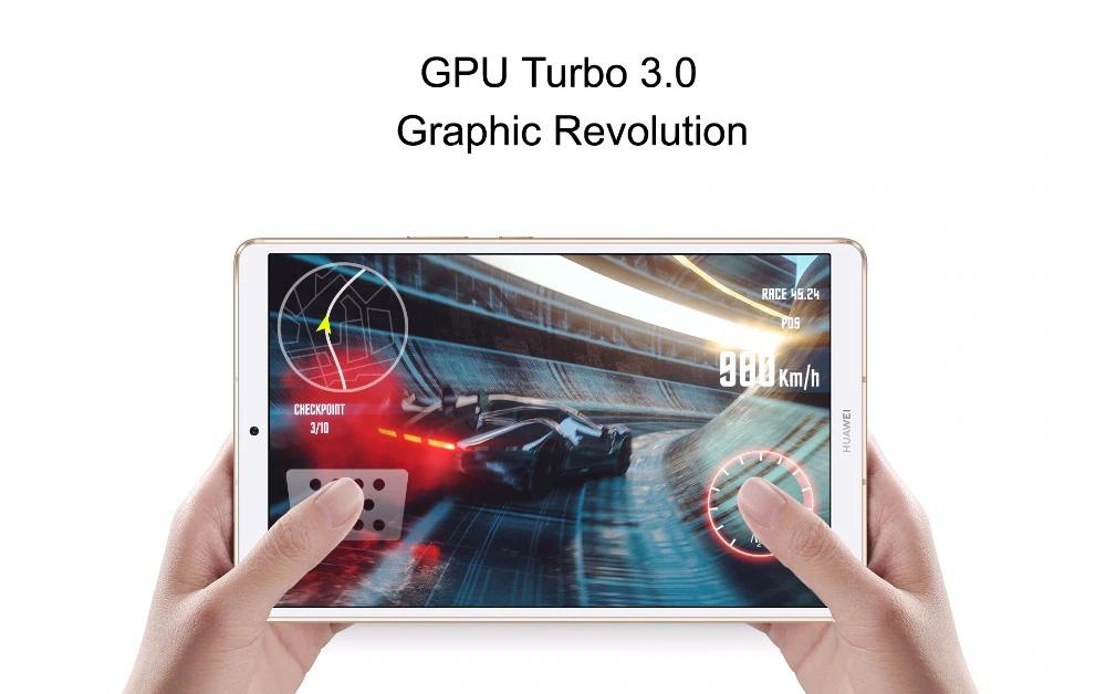 huawei mediapad m6 pad 4g wifi tablet