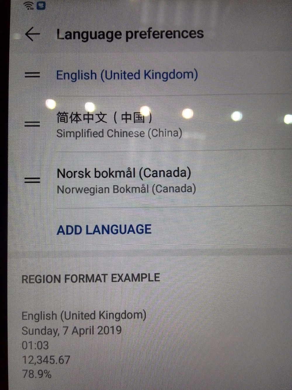 huawei mediapad m6 pad 4g wifi tablet for sale