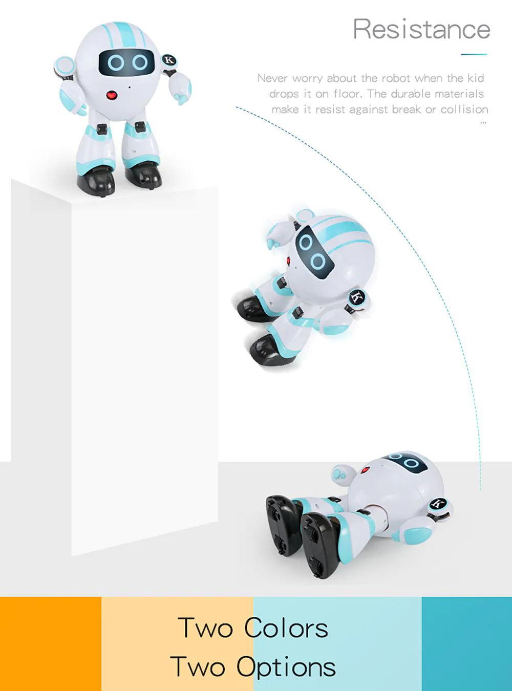 jjrc r14 kaqi-yoyo rc robot for sale