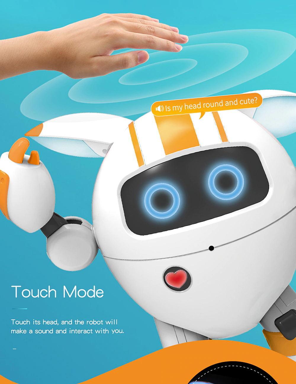 jjrc r14 kaqi-yoyo smart rc robot for sale