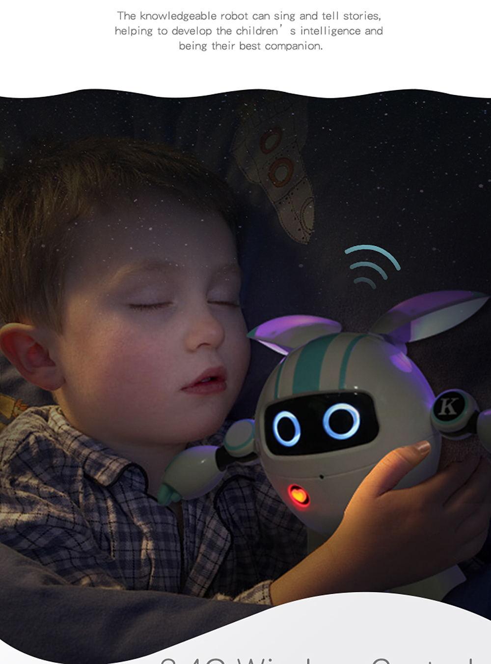 jjrc r14 smart robot toy