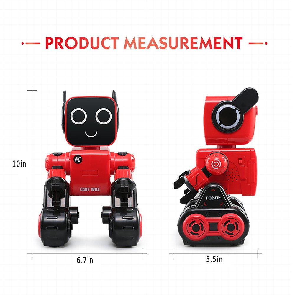 jjrc multifunctional intelligent rc robot