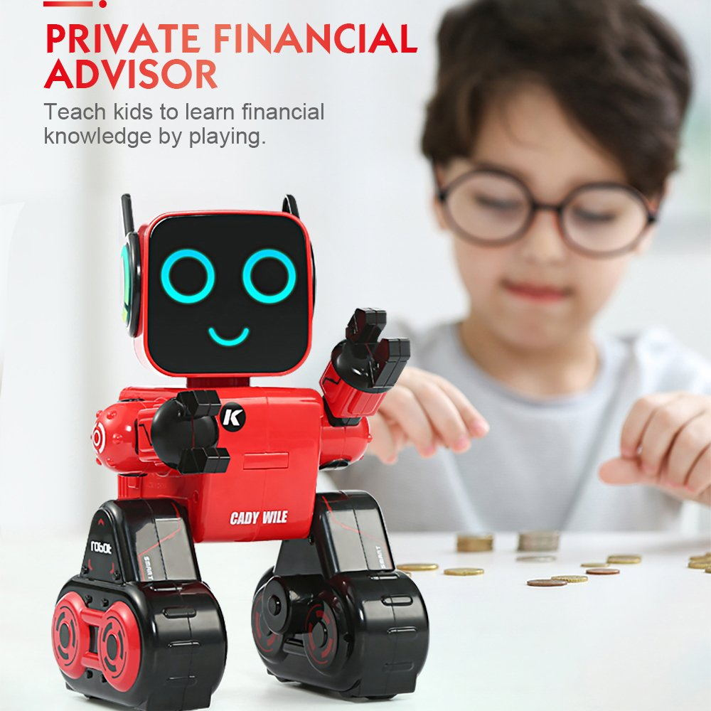 new jjrc multifunctional intelligent rc robot