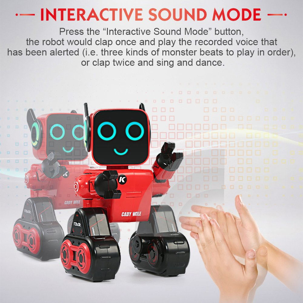 buy jjrc multifunctional intelligent rc robot