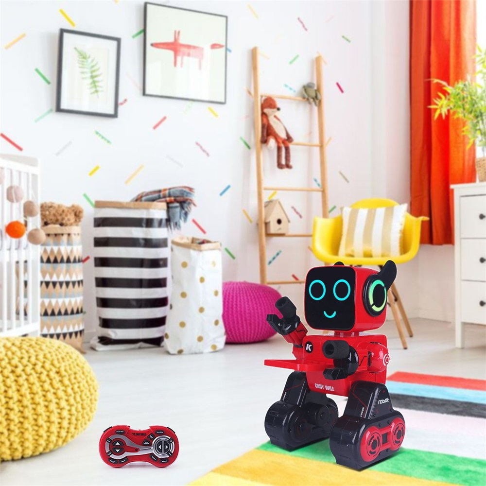 jjrc multifunctional intelligent rc robot for sale 2019
