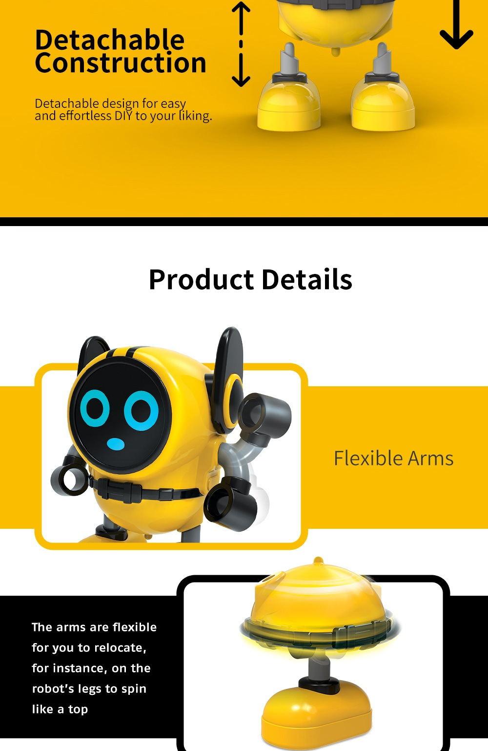 buy jjrc r7 gyro robot toy