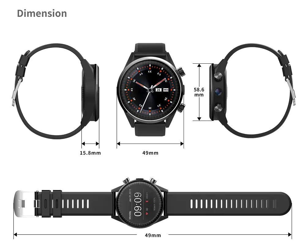 kingwear kc05 waterproof smartwatch for sale