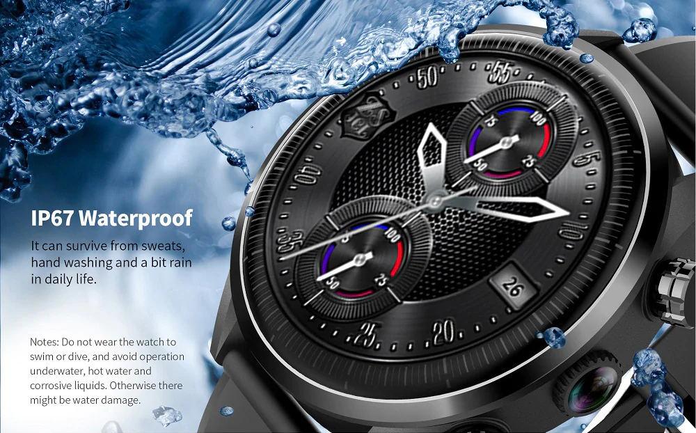 new kingwear kc05 4g smartwatch