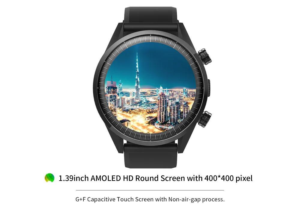 kingwear kc05 4g smartwatch for sale