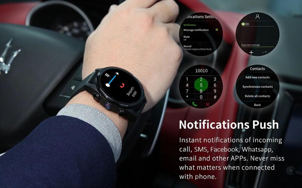 kingwear kc05 4g smartwatch phone for sale
