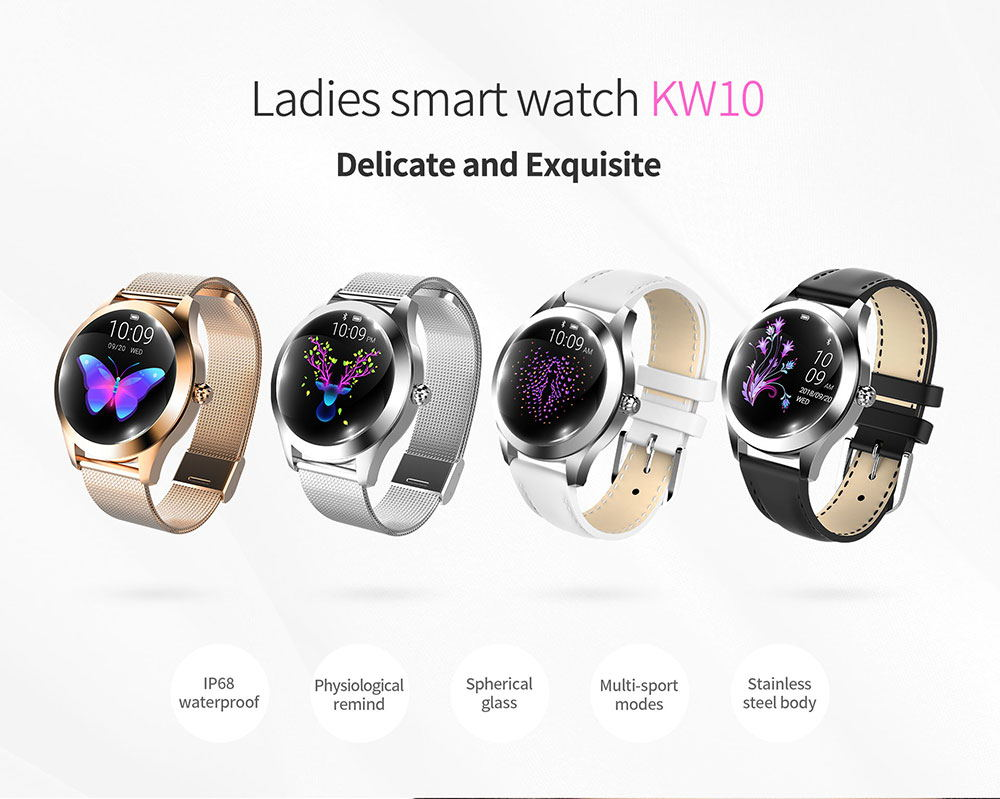 kingwear kw10 smartwatch