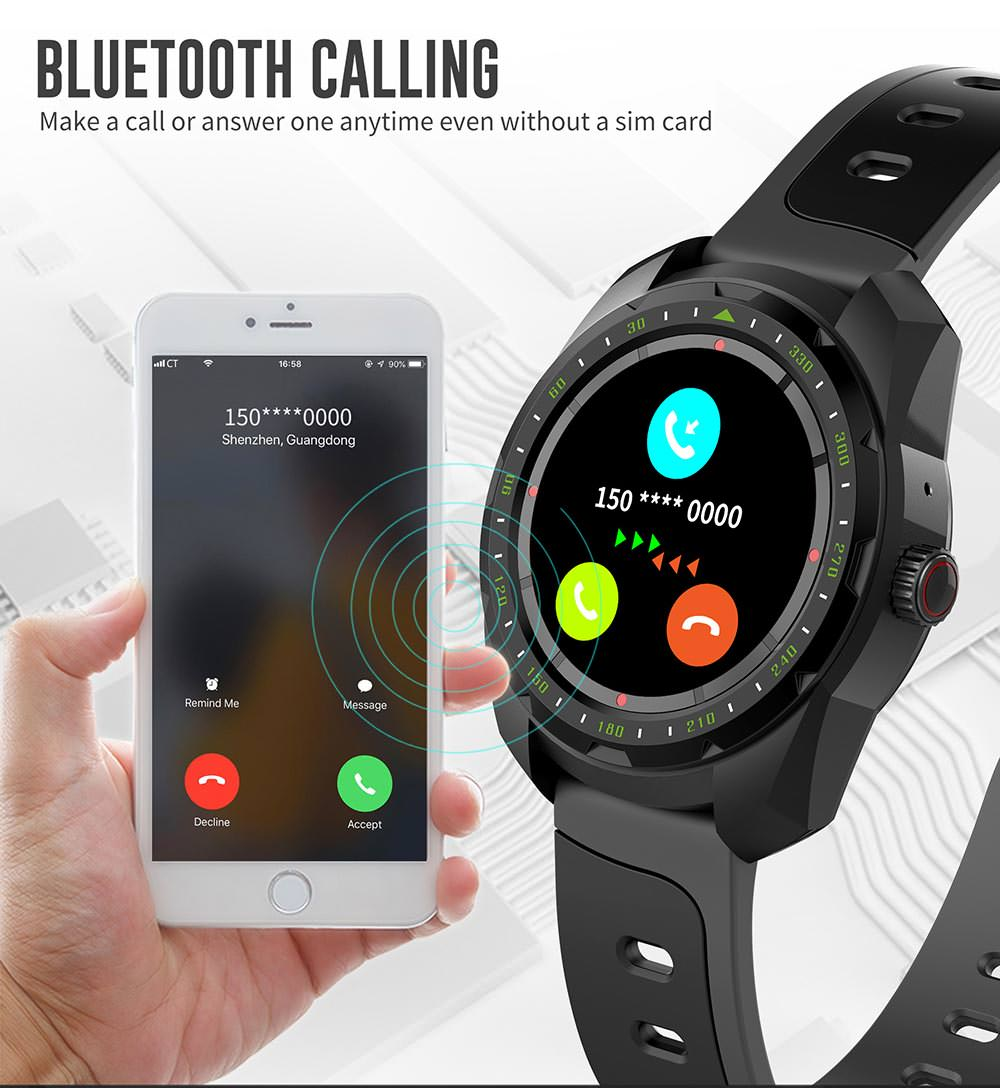 new kingwear kw01 smartwatch