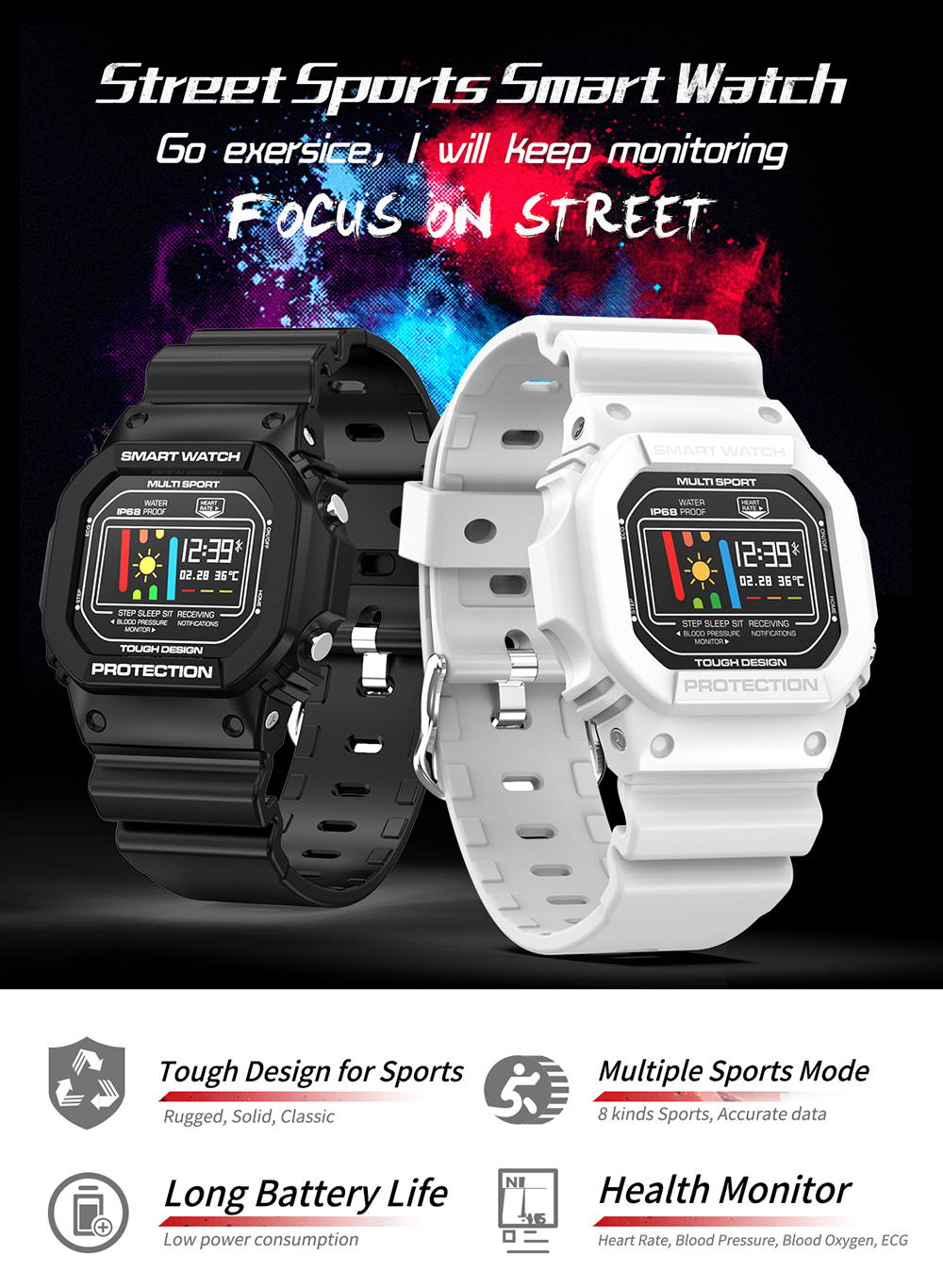 microwear x12 bluetooth smartwatch