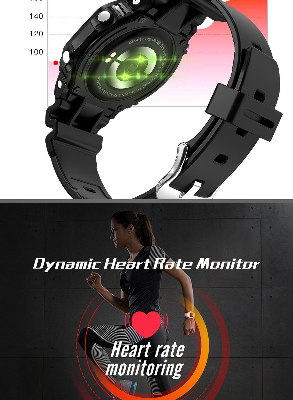 2019 microwear x12 smartwatch