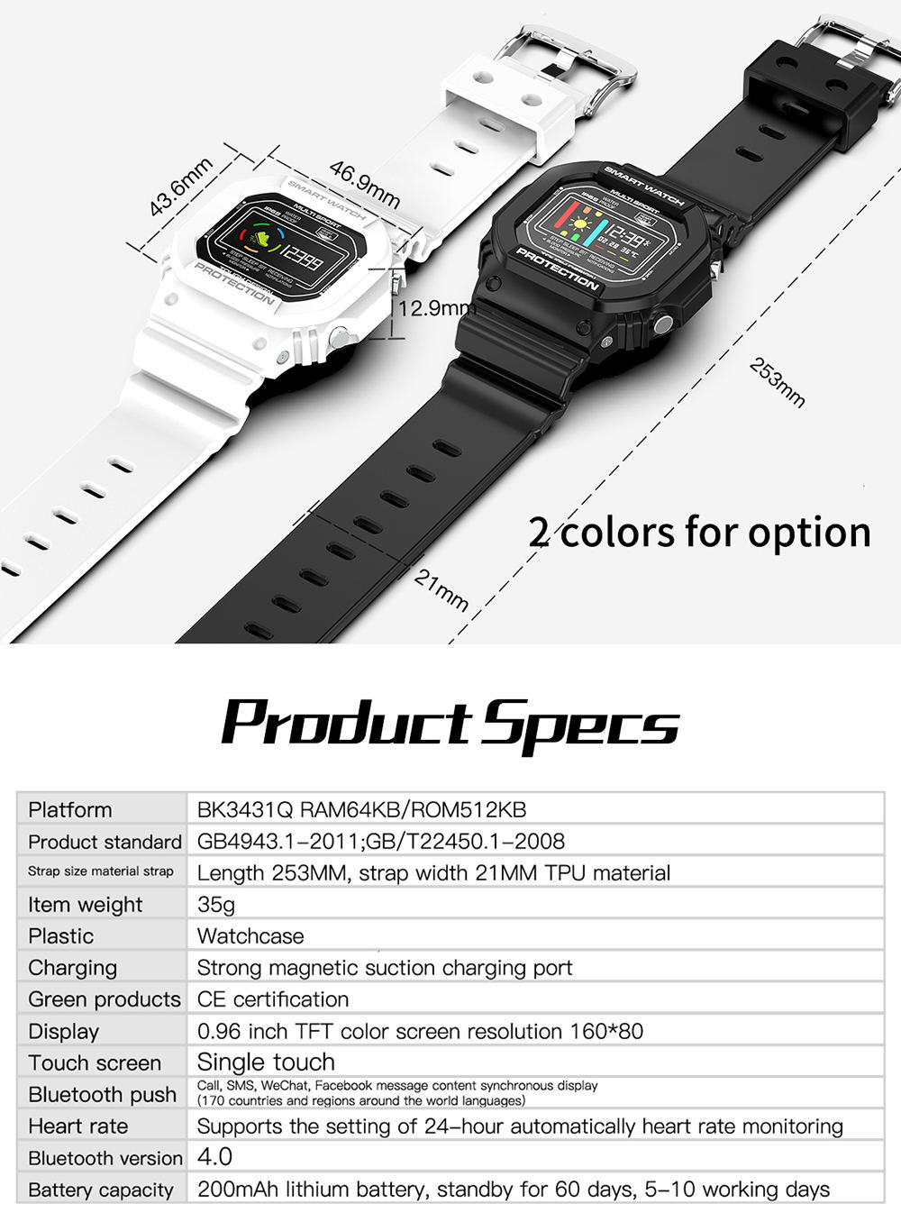 buy microwear x12 touch screen smartwatch