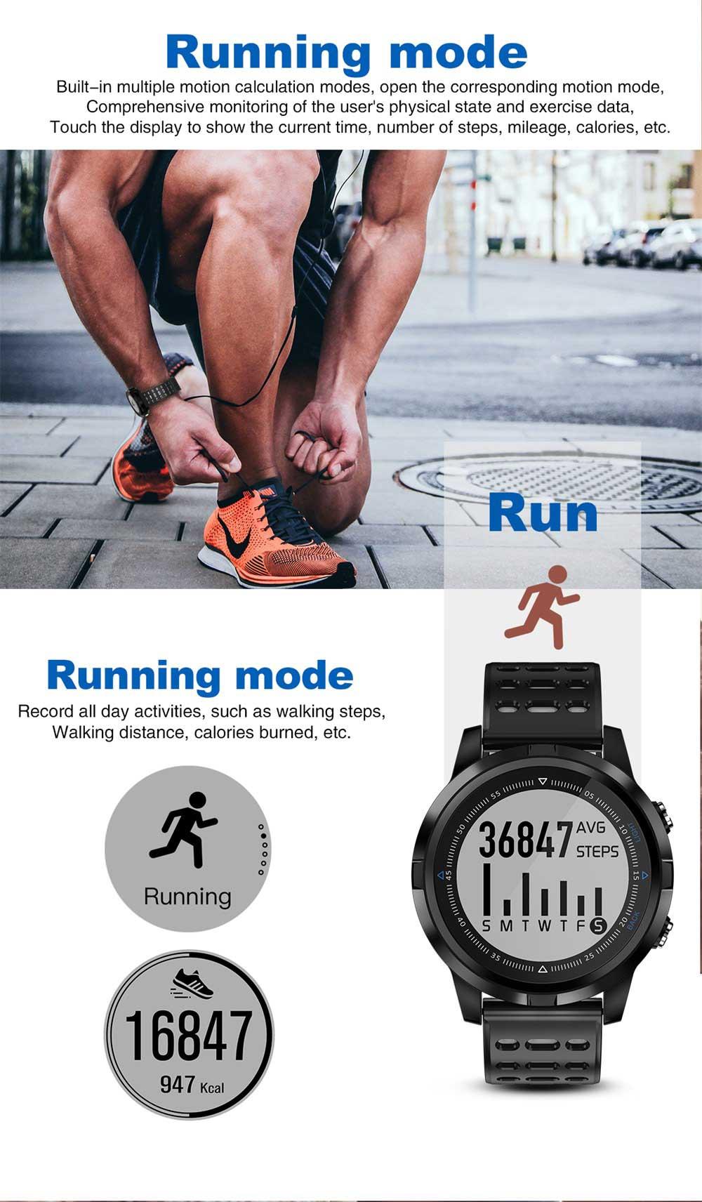 new n105 gps bluetooth smartwatch
