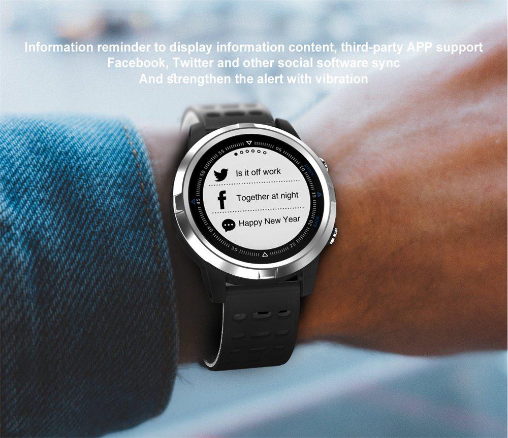 buy n105 gps bluetooth smartwatch