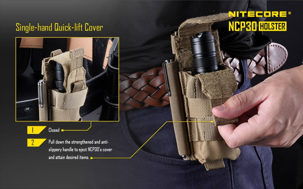buy nitecore ncp30 tactical holster