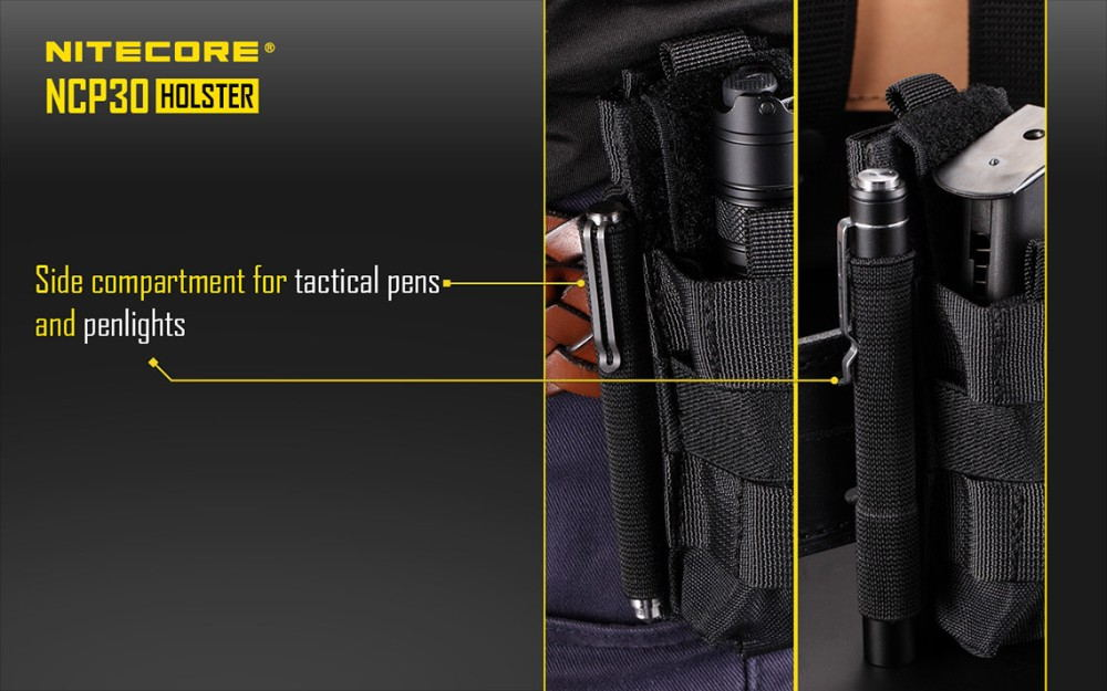 2019 nitecore ncp30 tactical holster