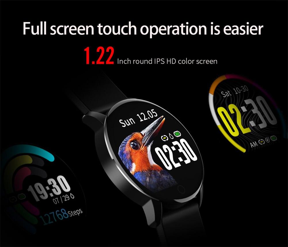 new newwear q20 smartwatch
