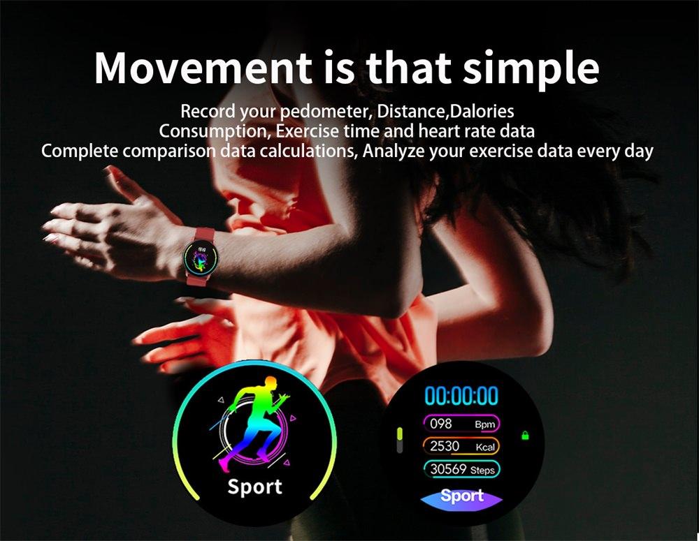 best newwear q20 smartwatch