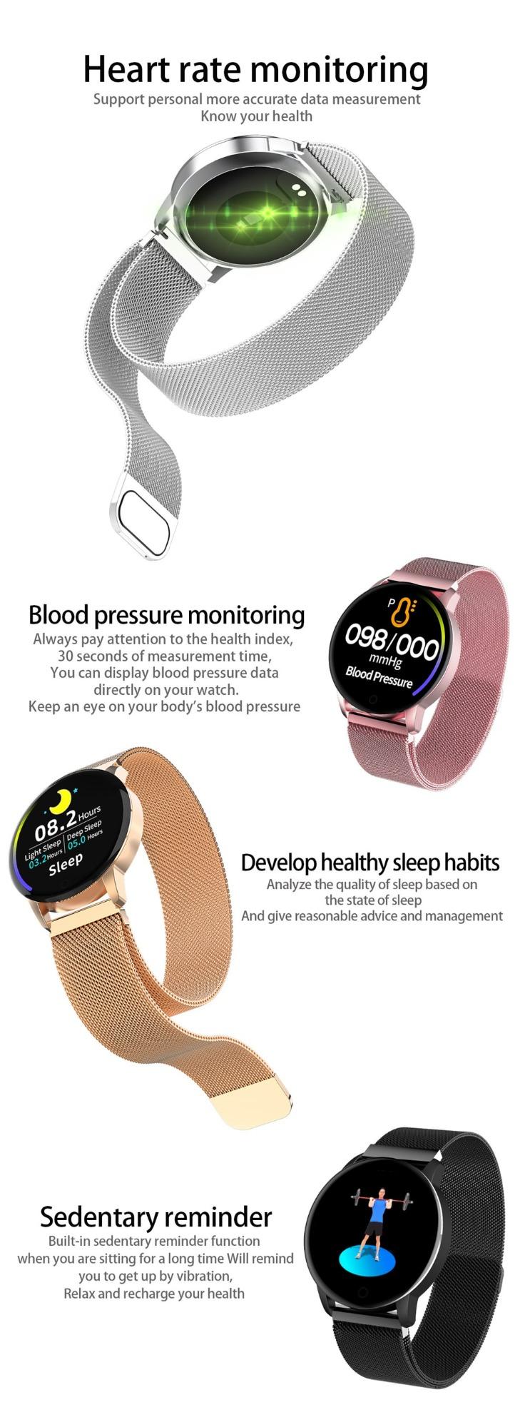 newwear q20 smartwatch online
