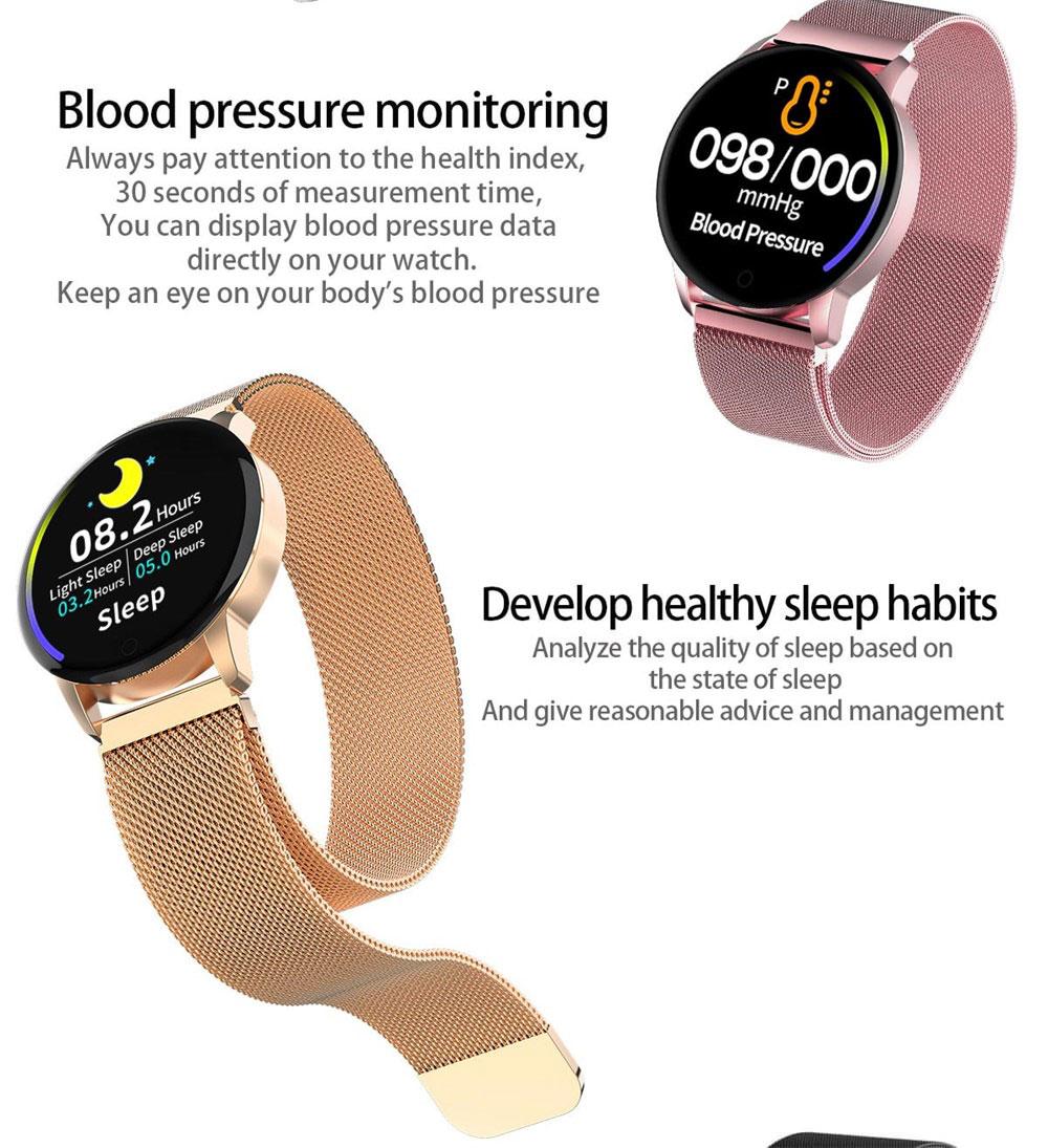 newwear q20 smartwatch review