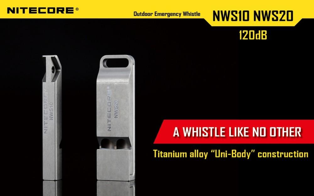 nitecore nws10 emergency whistle